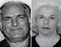 Salvador and Mable Mangano
